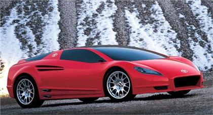 2004 Toyota Alessandro Volta (ItalDesign)