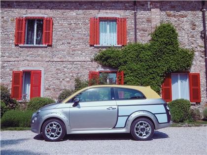 2007 Fiat 500 Woody Wagon (Castagna)