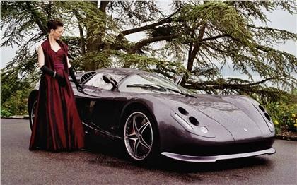 2008 Sbarro Alcador II GTB