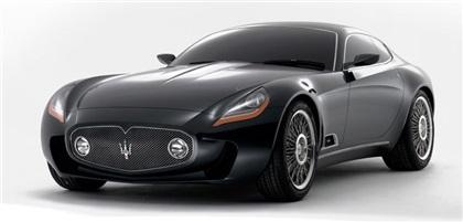 2008 Maserati A8 GCS Berlinetta (Touring)