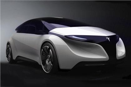 2010 Tesla EYE (IED)