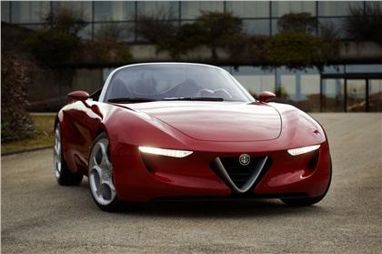 2010 Alfa Romeo 2uettottanta (Pininfarina)