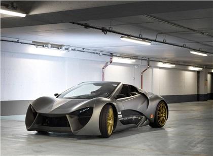 2010 Sbarro Speed'R