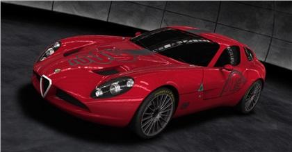 2010 Alfa Romeo TZ3 Corsa (Zagato)