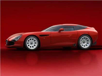 2011 Alfa Romeo TZ3 Stradale (Zagato)