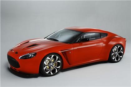 2011 Aston Martin V12 (Zagato)