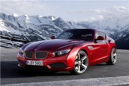 2012 BMW Zagato Coupe (Zagato)
