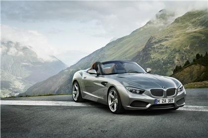 2012 BMW Zagato Roadster (Zagato)