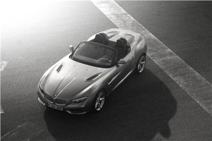 2012 BMW Zagato Roadster (Zagato) - Студии