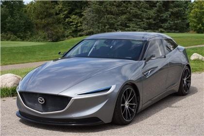 2013 Mazda Deep Orange 3 (CU-ICAR)