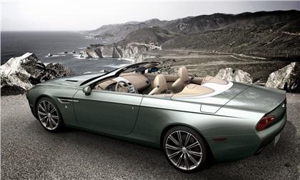 2013 Aston Martin DB9 Spyder Centennial (Zagato)