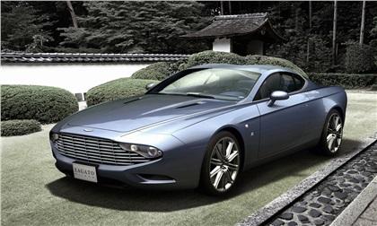2013 Aston Martin DBS Coupe Centennial (Zagato)
