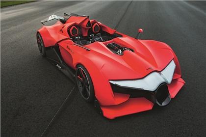 2013 Sbarro ES-13 Fleche Rouge
