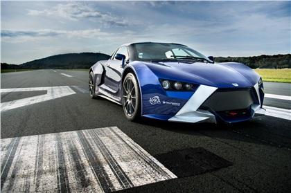 2013 Sbarro React'EV