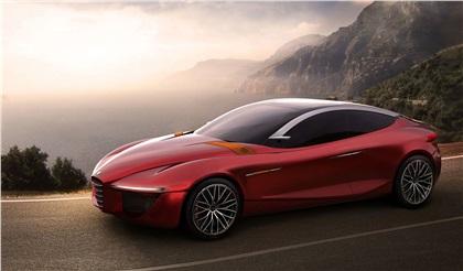 2013 Alfa Romeo Gloria (IED)