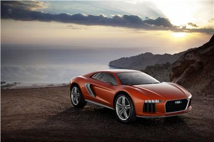2013 Audi Nanuk quattro (ItalDesign)