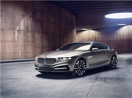 2013 BMW Gran Lusso Coupe (Pininfarina)