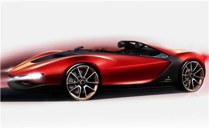 2013 Pininfarina Sergio