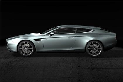 2014 Aston Martin Virage Shooting Brake (Zagato)