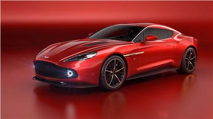 2016 Aston Martin Vanquish (Zagato)