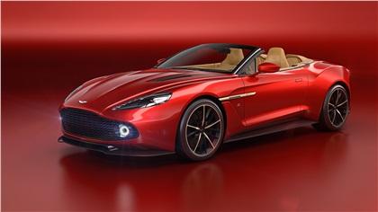 2016 Aston Martin Vanquish Volante (Zagato)