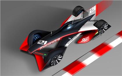2016 Mahindra Formula E (Pininfarina)