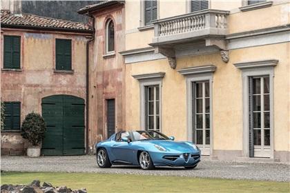 2016 Alfa Romeo Disco Volante Spyder (Touring)