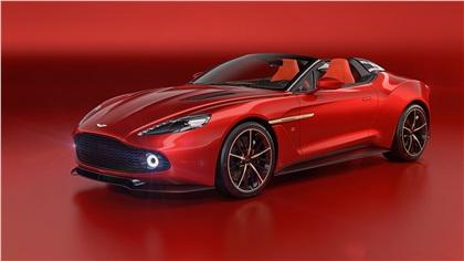 2017 Aston Martin Vanquish Speedster (Zagato)