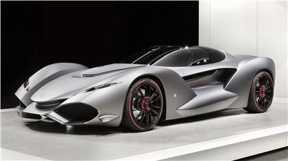 2017 Iso Rivolta Vision Gran Turismo (Zagato)