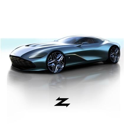 2020 Aston Martin DBS GT (Zagato)