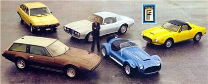1977 Ferrari 365 GTC/4 Shooting Brake (Felber)
