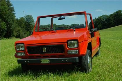1971 Fiat 127 Scout (Fissore)