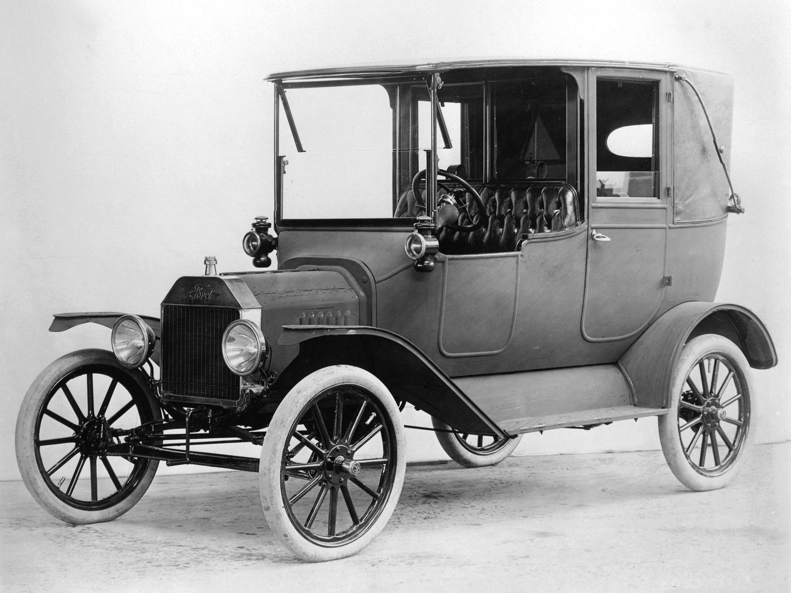 1907 Ford Model T - Milestones