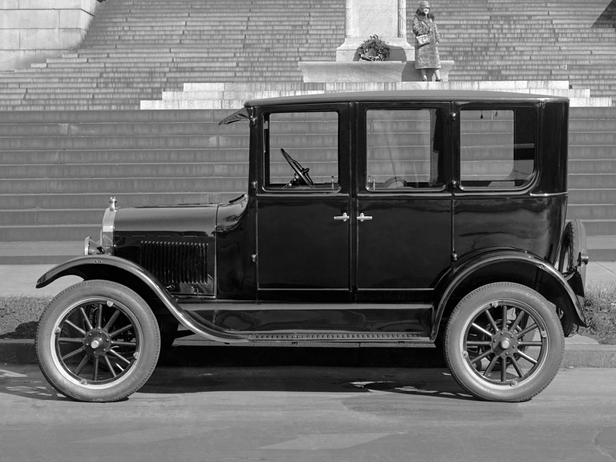 Ford model t fordor sedan 1925
