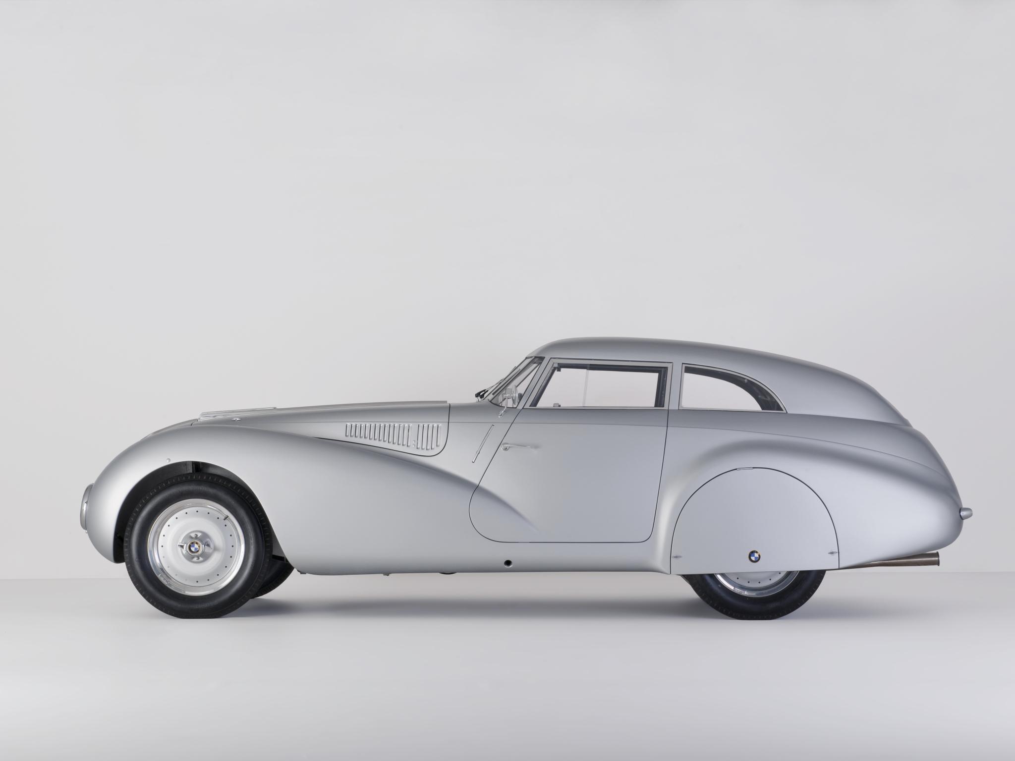 1936 BMW 328 - Milestones