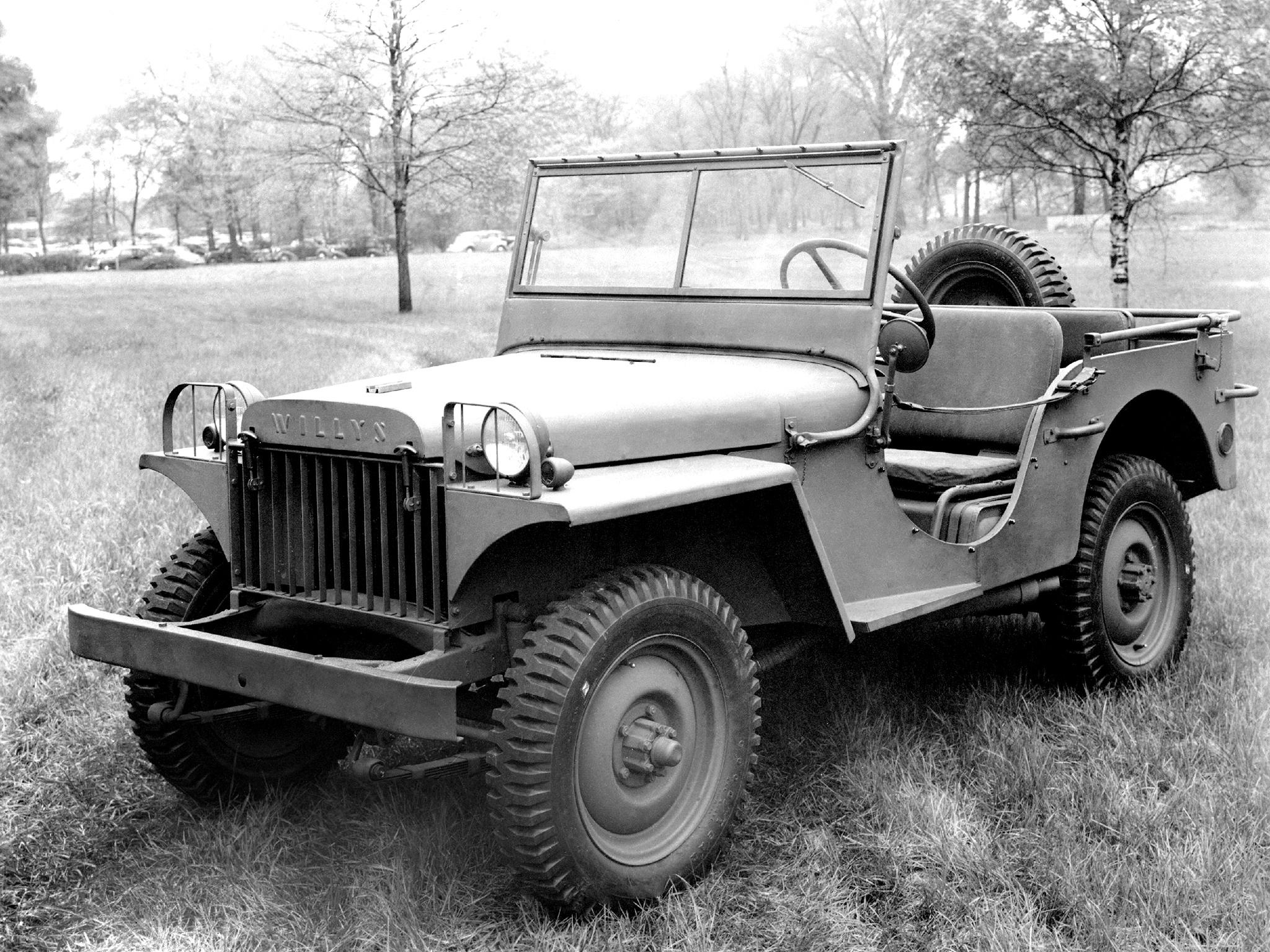 Willys Ma 1941
