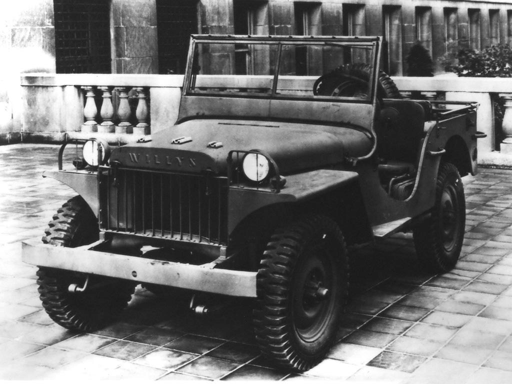 Willys Ma Jeep 1941