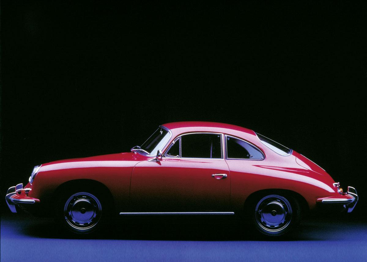 Porsche 356 Carrera Coupe,