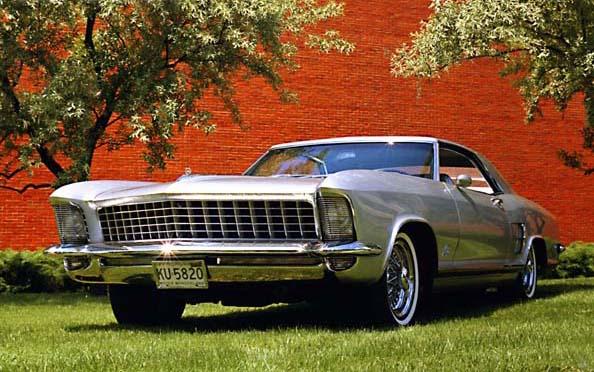 1963 Buick Riviera Milestones