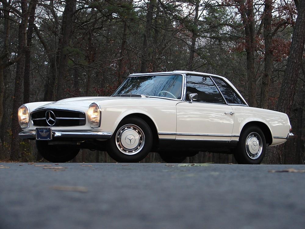 Mercedes benz 230sl 2017 for 1965 mercedes benz