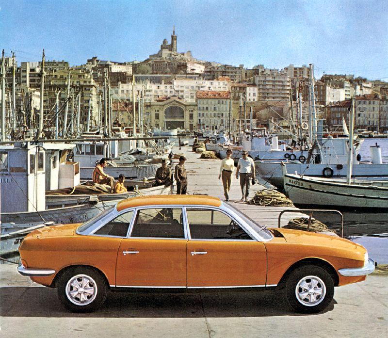 1967 Nsu Ro 80 Milestones