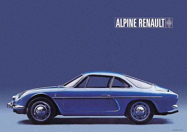 1962 renault alpine a110 - photo #21