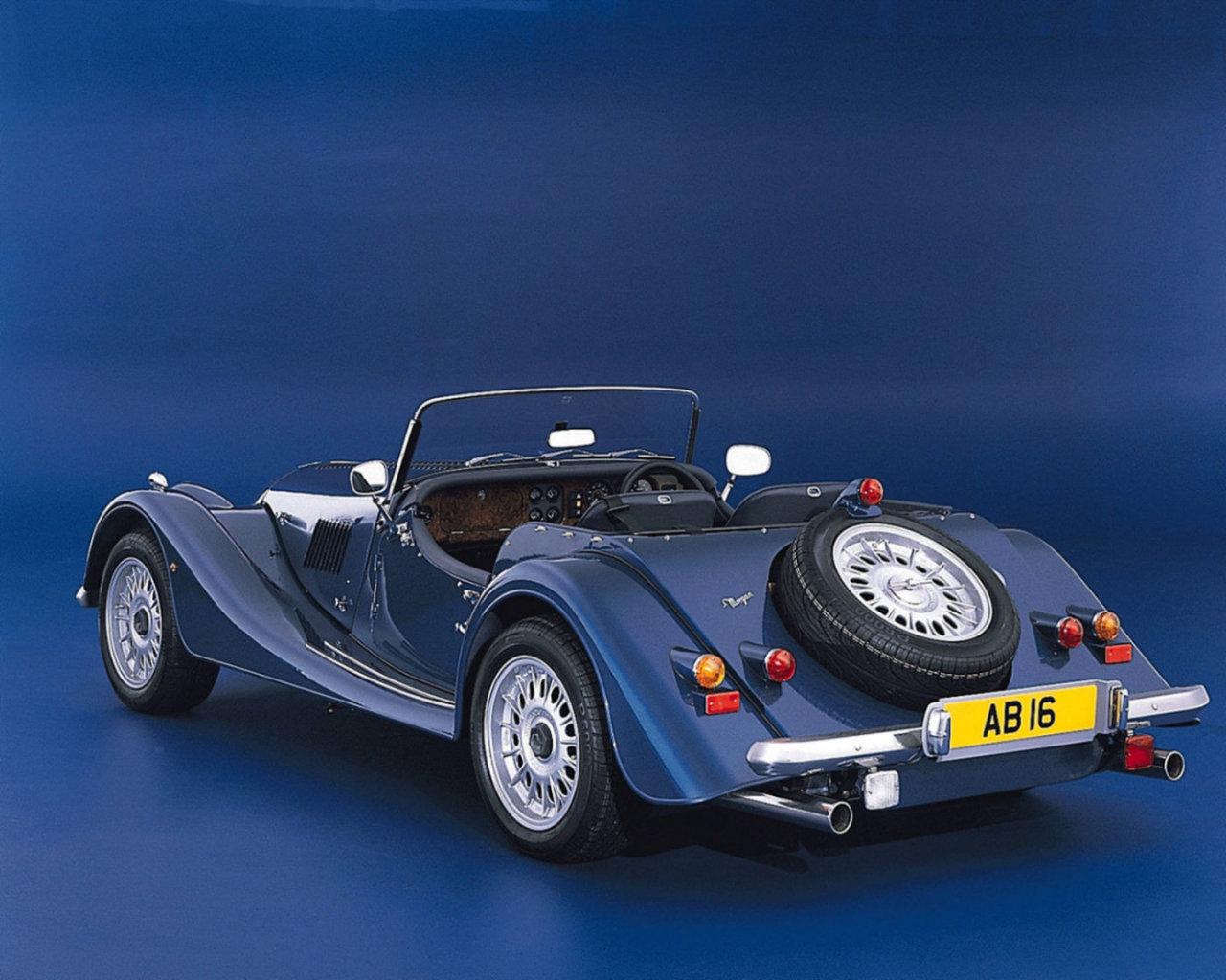 1950 Morgan Plus 4/Plu...