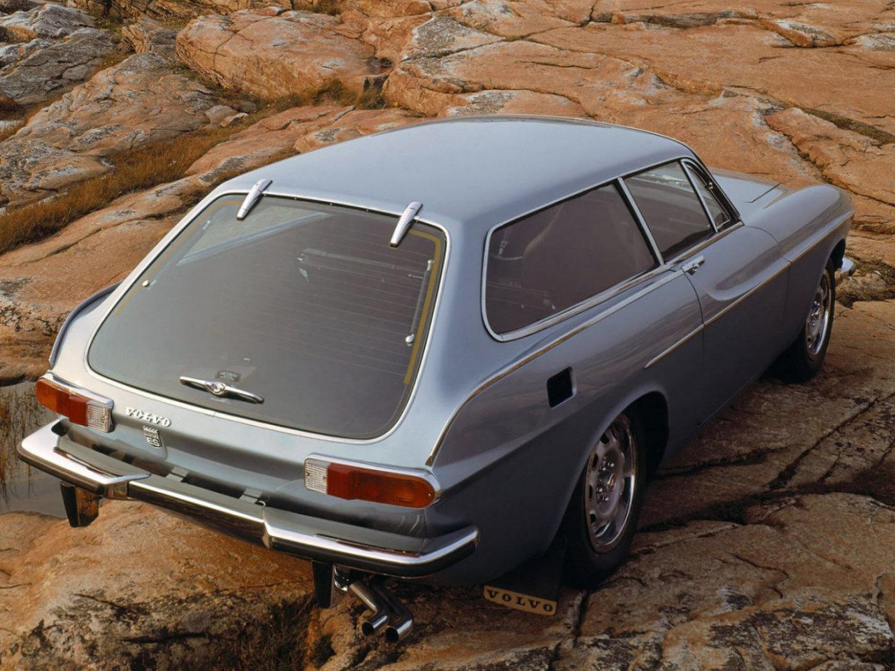 Volvo History: Happy 50 P1800!