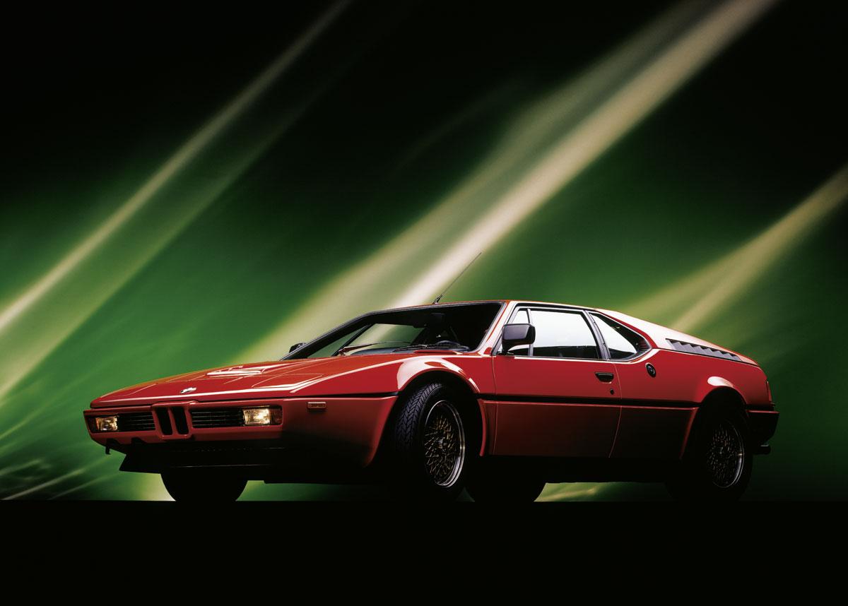 1977 Bmw M1 Italdesign Milestones