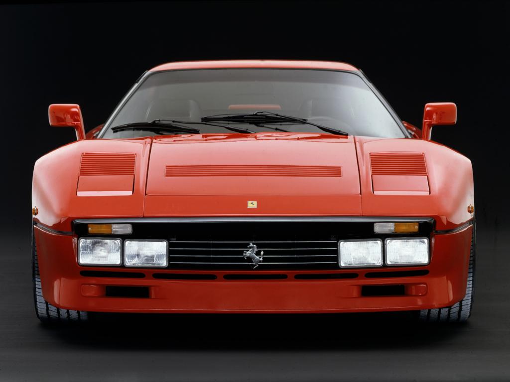 1984 Ferrari 288 Gto Pininfarina Milestones