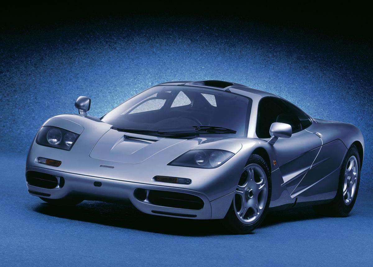 1992 McLaren F1