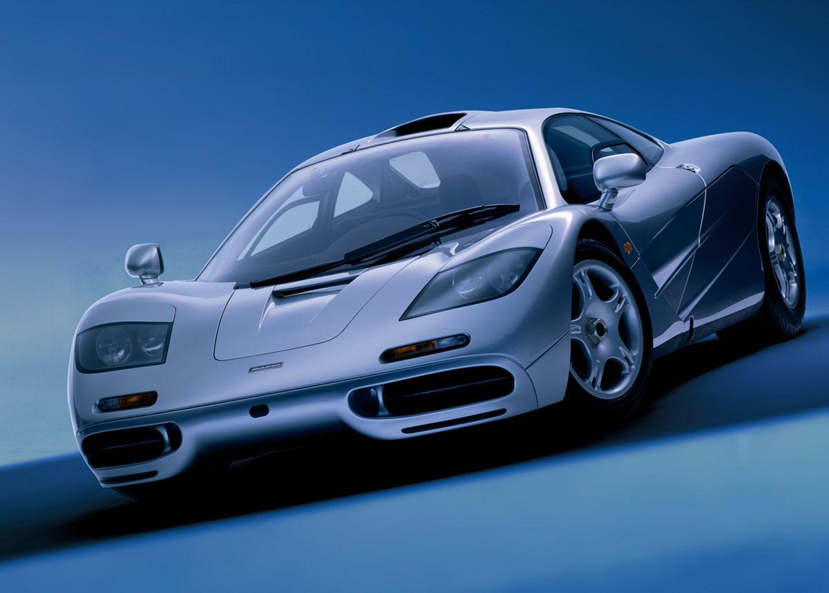 1998 McLaren F1