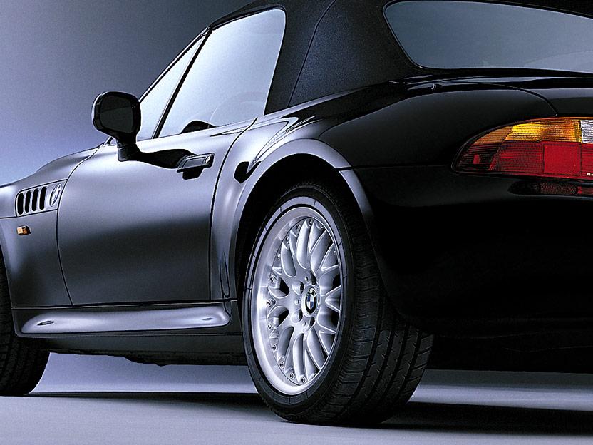 1995 BMW Z3 - Milestones