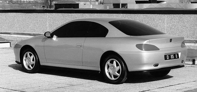 Peugeot 406 coupe ru